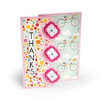 Sizzix - Framelits Die - Card, Triple Playful Flip-its