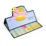 Sizzix - Framelits Die - Card, Bubbly Stand-Ups