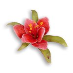 Sizzix - Susan's Garden Collection - Thinlits Die - Flower, Amaryllis