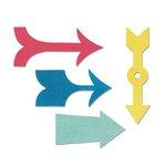 Sizzix - Echo Park - Bigz Die - Arrows
