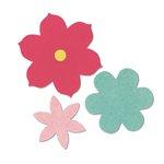 Sizzix - Echo Park - Bigz Die - Flower 3