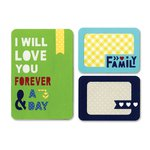 Sizzix - Thinlits Die - Forever and A Day