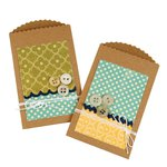 Sizzix Jillibean Soup Pocket with Scallop Edge Bigz Die