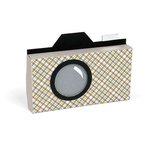 Sizzix - KI Memories - Bigz XL Die - Box, Camera