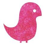 Sizzix - Bigz Die - Quilting - Bird 4