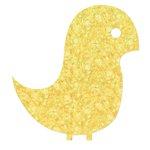 Sizzix - Fabi - Bigz Pro Die - Quilting - Bird