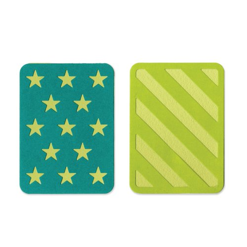 Sizzix - Framelits Die - 3 x 4 Cards 2