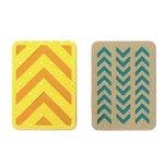 Sizzix - Thinlits Die - 3 x 4 Cards 3
