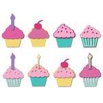 Sizzix - Triplits Die - Cupcakes