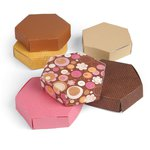 Sizzix - Where Women Cook Collection - Bigz L Die - Box, Hexagon