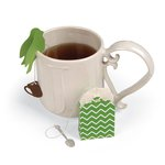 Sizzix - Where Women Cook Collection - Bigz L Die - Box Tea Bag and Accessories