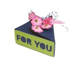 Sizzix - Life Made Simple Collection - Thinlits Die - Box, Triangle