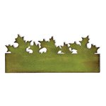Sizzix - Tim Holtz - Alterations Collection - Christmas - On the Edge Die - Boughs of Holly