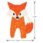 Sizzix - Fabi - Bigz Die - Fox