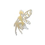 Sizzix - Elegance Collection - Thinlits Die - Fanciful Fairy