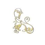 Sizzix - Elegance Collection - Thinlits Die - Graceful Flourish