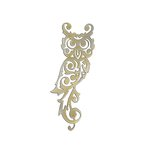 Sizzix - Elegance Collection - Thinlits Die - Regal Owl