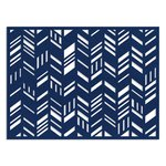 Sizzix - Me and You Collection - Thinlits Die - Card Front, Fancy Chevrons