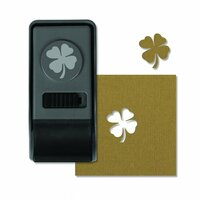 Sizzix - Tim Holtz - Alterations Collection - Paper Punch - Clover, Medium