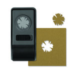 Sizzix - Tim Holtz - Alterations Collection - Paper Punch - Spiky Floral, Medium