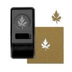 Sizzix - Tim Holtz - Alterations Collection - Paper Punch - Maple Leaf, Medium