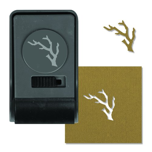 Sizzix - Tim Holtz - Alterations Collection - Paper Punch - Branch, Large