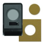 Sizzix - Tim Holtz - Alterations Collection - Paper Punch - Seal, Large