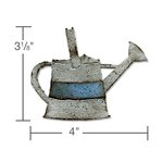 Sizzix - Tim Holtz - Alterations Collection - Bigz Die - Watering Can