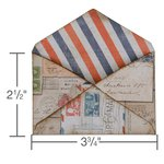 Sizzix - Tim Holtz - Alterations Collection - Movers and Shapers L Die - Envelope