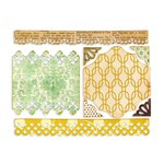 Sizzix - Favorite Things Collection - Thinlits Die - Toppers, Borders and Corners