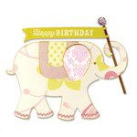 Sizzix - Favorite Things Collection - Bigz L Die - Elephant