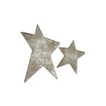 Sizzix - Homegrown and Handmade Collection - Originals Die - Stars 4