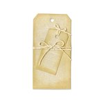 Sizzix - Homegrown and Handmade Collection - Bigz Die - Tags 5