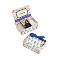 Sizzix - French General Collection - Bigz XL Die - Box with Dividers