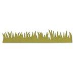 Sizzix - Vintage Travel Collection - Thinlits Die - Grass
