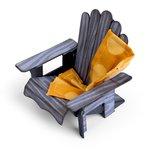 Sizzix Vintage Travel Chair, 3-D Adirondack ScoreBoards XL Die