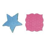 Sizzix - Movers and Shapers Magnetic Die - Label and Starfish