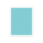 Sizzix - Doodlebug - Textured Impressions - Embossing Folder - Dots 7