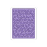 Sizzix - Doodlebug - Textured Impressions - Embossing Folder - Tiny Flowers