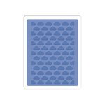 Sizzix - Jillibean Soup - Textured Impressions - Embossing Folder - Clouds