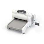 Sizzix - Big Shot Machine for Die Cutting - White & Gray