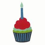 Sizzix - Echo Park - Bigz Die - Cupcake