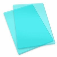 Sizzix - Cutting Pad - Standard - 1 Pair - Mint