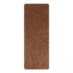 Sizzix - Leather Cowhide - 3 x 9 - Metallic Bronze