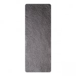 Sizzix - Leather Cowhide - 3 x 9 - Metallic Gunmetal