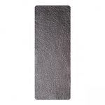 Sizzix - Leather Cowhide - 3 x 9 - Metallic Gunmetal