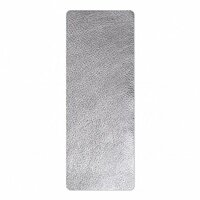 Sizzix - Leather Cowhide - 3 x 9 - Metallic Silver
