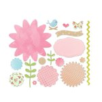 Sizzix - Favorite Things Collection - Thinlits Die - Secret Garden