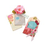 Sizzix - Favorite Things Collection - Mini Bigz L Die - Inserts and Envelopes