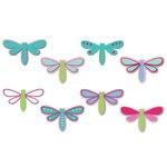Sizzix - Triplits Die - Dragonflies